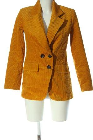 Topshop Short Blazer light orange casual look