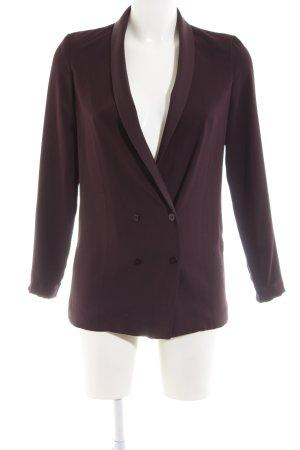 Topshop Kurz-Blazer bronzefarben Business-Look