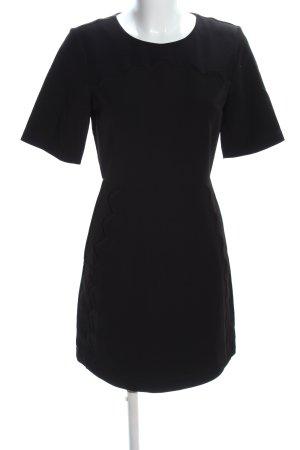 Topshop Shortsleeve Dress black business style