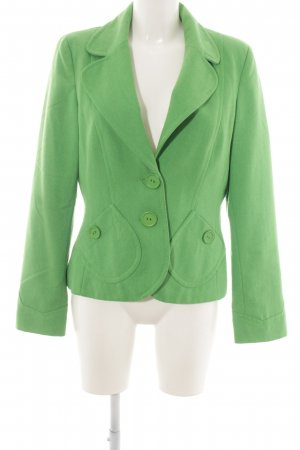 Topshop Kurzjacke grün Elegant