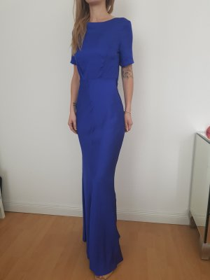 topshop langes kleid in gr. s