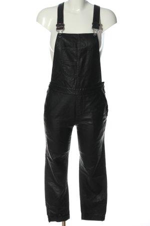 Topshop Dungarees black casual look