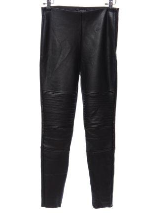 Topshop Leggings schwarz Casual-Look