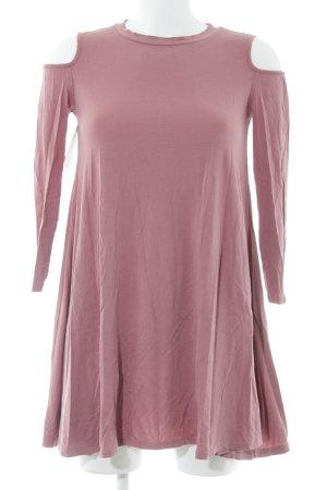 Topshop Longshirt rosa schlichter Stil