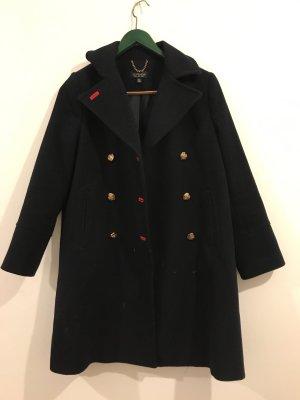 Topshop Abrigo de lana multicolor