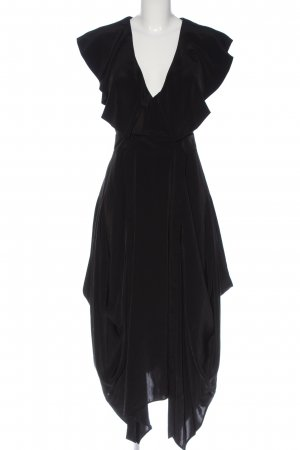 Topshop Maxikleid schwarz Elegant
