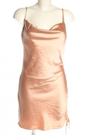 Topshop Minikleid nude Casual-Look