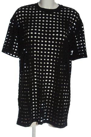 Topshop Minikleid schwarz extravaganter Stil