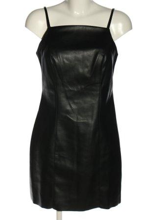 Topshop Minikleid schwarz Casual-Look