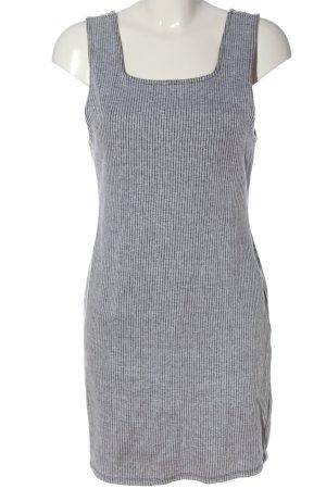 Topshop Minikleid schwarz-weiß Allover-Druck Casual-Look