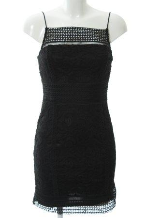 Topshop Minikleid schwarz Party-Look