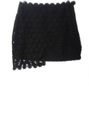 Topshop Minirock schwarz Elegant