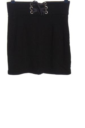 Topshop Miniskirt black casual look