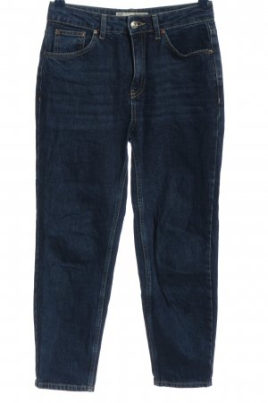 Topshop Mom-Jeans blue casual look