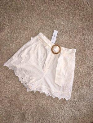 TopShop Neue Shorts aus Baumwolle
