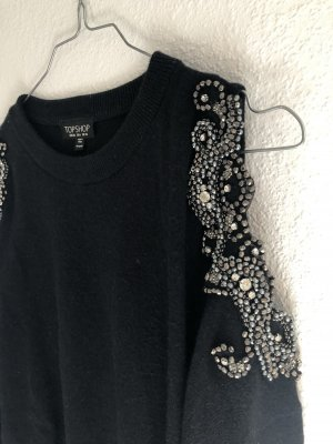 Topshop Pullover mit cut-outs an den Schultern