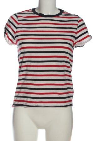 Topshop Gestreept shirt gestreept patroon casual uitstraling