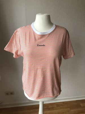 Topshop Romantic Streifen Shirt