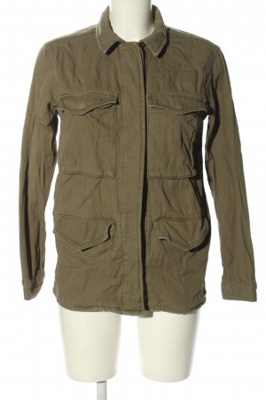 Topshop Safari jack khaki casual uitstraling