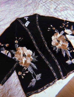 Topshop Samt Kimono