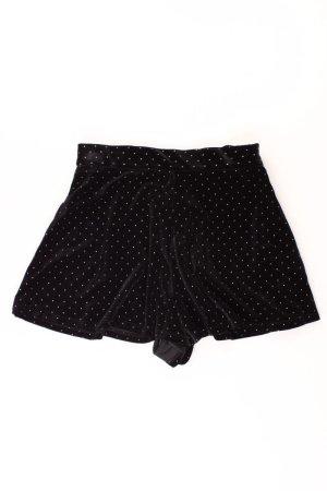 Topshop Samtshorts Größe 34 neu mit Etikett Neupreis: 44,0€! schwarz aus Polyester