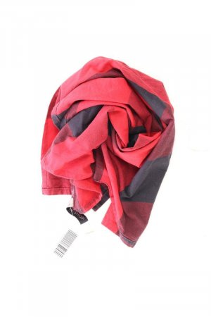 Topshop Scarf bright red-red-neon red-dark red-brick red-carmine-bordeaux-russet