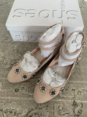 Topshop Schuhe Größe:38, Leder