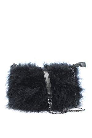 Topshop Schultertasche schwarz extravaganter Stil