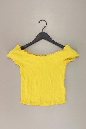 Topshop Shirt Größe 36 gelb