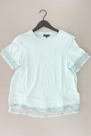 Topshop Shirt türkis Größe 44