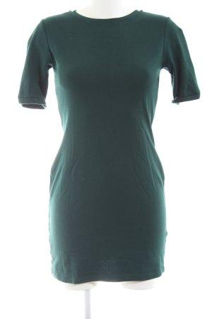 Topshop Shirtkleid khaki Casual-Look