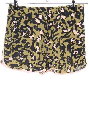 Topshop Short motif de camouflage style décontracté