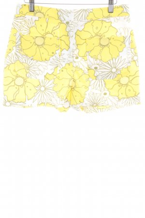Topshop Shorts abstrakter Druck Casual-Look