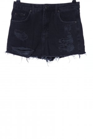 Topshop Shorts schwarz Casual-Look