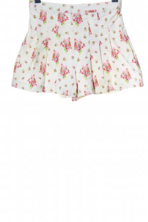 Topshop Shorts Allover-Druck Casual-Look