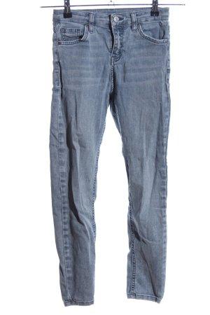 Topshop Skinny jeans blauw casual uitstraling