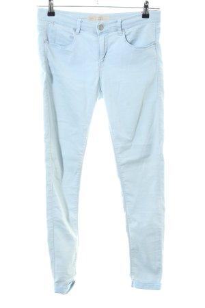 Topshop Skinny Jeans blau Casual-Look