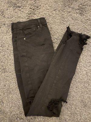 Topshop skinny Jeans / destoyed