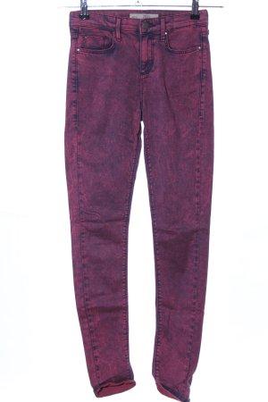 Topshop Skinny Jeans pink Casual-Look