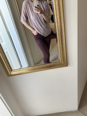 Topshop Breeches bordeaux