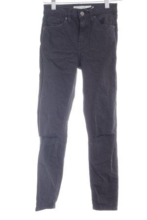 "Topshop Skinny Jeans ""Jamie"" schwarz"