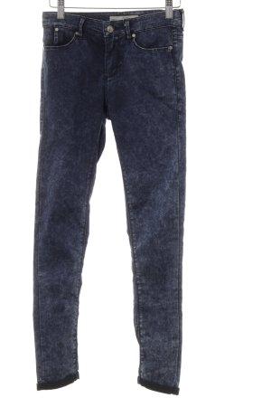 "Topshop Skinny Jeans ""leigh"" dunkelblau"