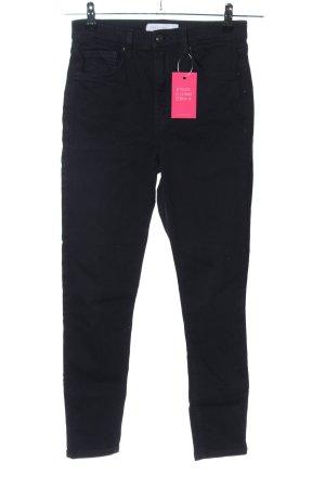 Topshop Skinny Jeans black cotton