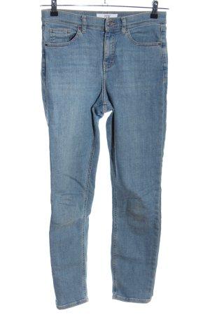 "Topshop Slim Jeans ""Moto Cain"" blau"