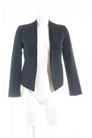 Topshop Smoking-Blazer schwarz Business-Look
