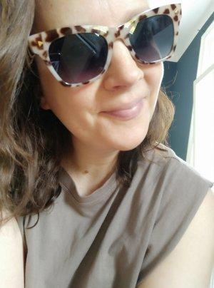 Asos Gafas de sol cuadradas multicolor