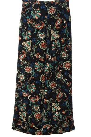 Topshop Pantalone jersey motivo floreale stile casual