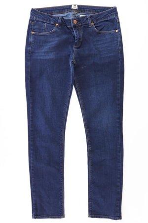 Topshop Straight Jeans Größe W30 blau aus Baumwolle