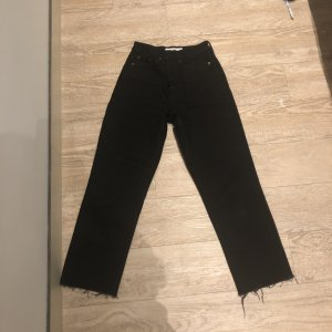 Topshop Straight Leg Jeans
