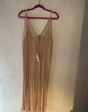 Topshop Strandkleid rosa Größe M